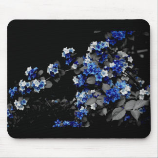 Mystic Blue Mouse Pad