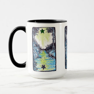 Mystic Blue Path Mug
