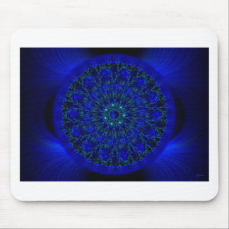 Mystic Blue Rose.jpg Mouse Pad