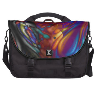 Mystic Butterfly Laptop Computer Bag