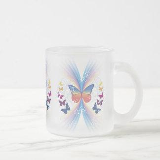 Mystic Butterfly Mugs
