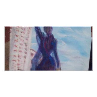 MYSTIC DANCER 161 PHOTO CARD TEMPLATE