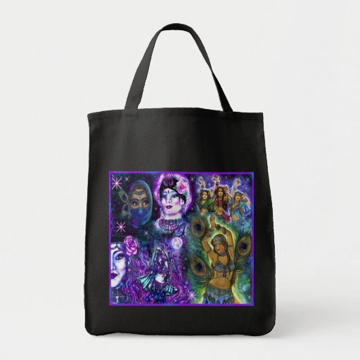 Mystic Dancers Bag