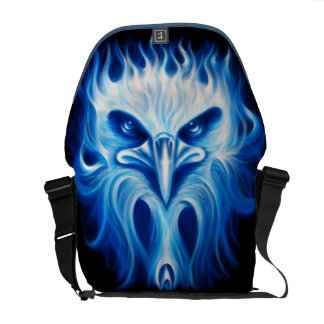 Mystic Eagle Tote Bag Messenger Bags