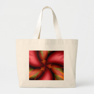 Mystic Flower Jumbo Tote Bag