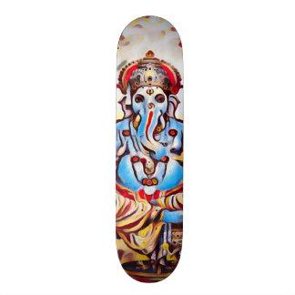 Mystic Ganesha Indie Graffiti Element Pro Board Skateboard