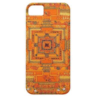 MYSTIC GLOW MANDALA iPhone 5 CASE