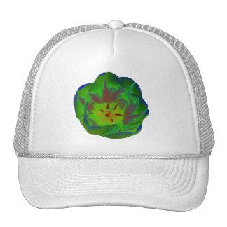 Mystic Green Tulip Hat