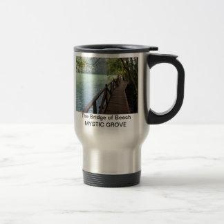 Mystic Grove Bridge of Beech Coffee Mug