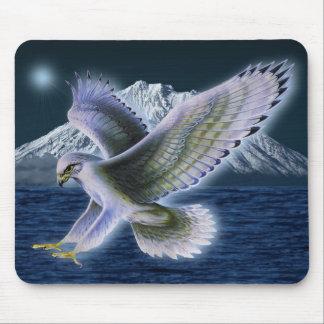 Mystic Hawk Mousepad