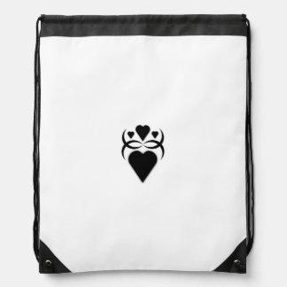 Mystic Heart Backpack Bag