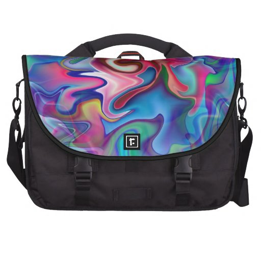 Mystic Laptop Messenger Bag