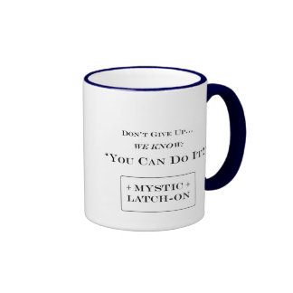 Mystic Latch-On original Coffee Mug