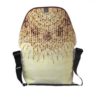 Mystic Letters Rickshaw Messenger Bag