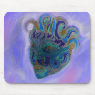 mystic man mouse pad
