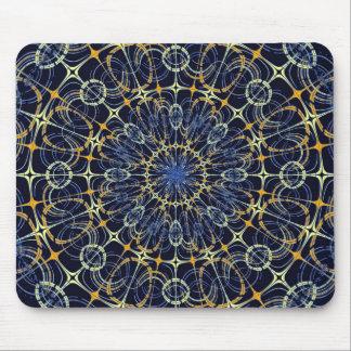 Mystic mandala mouse pad