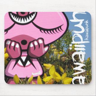 Mystic Mascot Mouse Pad