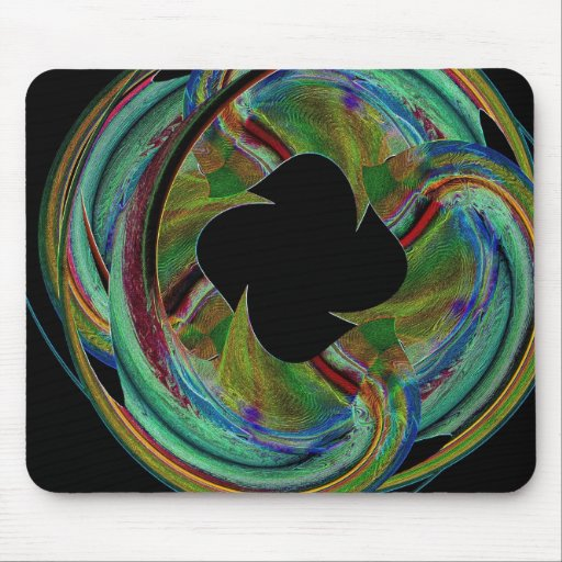 Mystic Medallion Mouse Pad