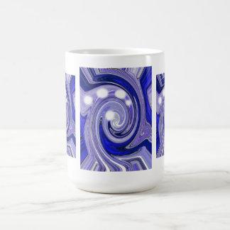 Mystic message basic white mug