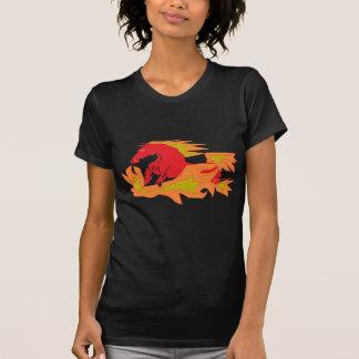Mystic Moon Firehorse Shirt