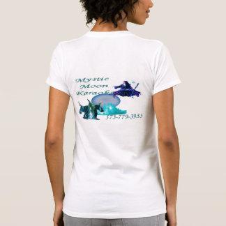 Mystic Moon Karaoke T Shirts