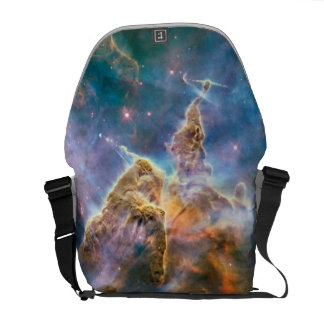 Mystic Mountain Carina Nebula Courier Bags