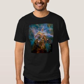 Mystic Mountain Carina Nebula Tee Shirt