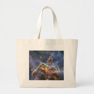 Mystic Mountain Jumbo Tote Bag