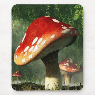Mystic Mushroom Mousepad
