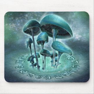 Mystic Mushrooms Mouse Pad
