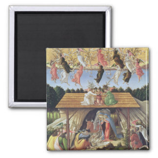 Mystic Nativity, 1500 Magnet