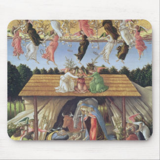 Mystic Nativity, 1500 Mouse Pad