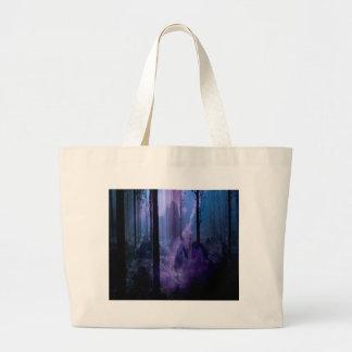 Mystic Night Jumbo Tote Bag