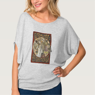 Mystic of Mystical Backpackers Flowy T-Shirt