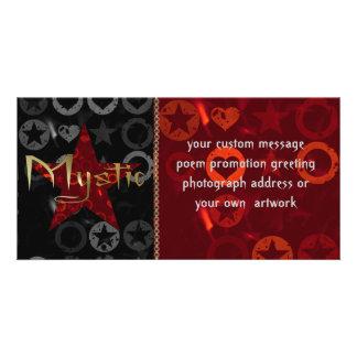 Mystic Picture Card