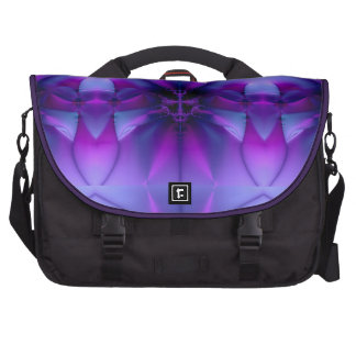 Mystic Purple Bags For Laptop