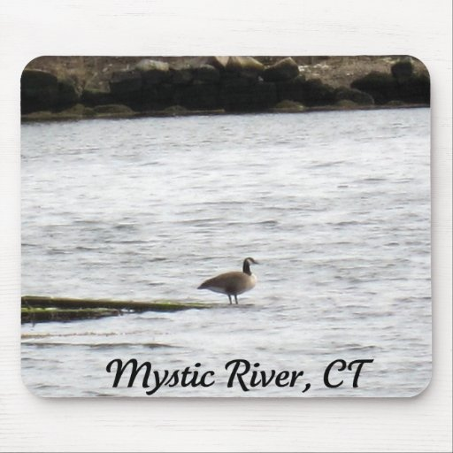 Mystic River Mouse Pads