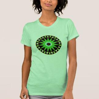 Mystic Rooster Cosmic Alien T-Shirt