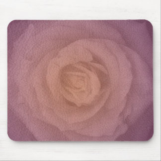 Mystic Rose - Mulberry Orange Mouse Pad