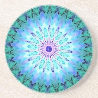 Mystic Singing Crystal Kaleidoscope Coaster