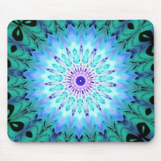 Mystic Singing Crystal Kaleidoscope Mousepads