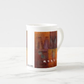 """Mystic (""""Squares"""" Collection) Tea Cup"""