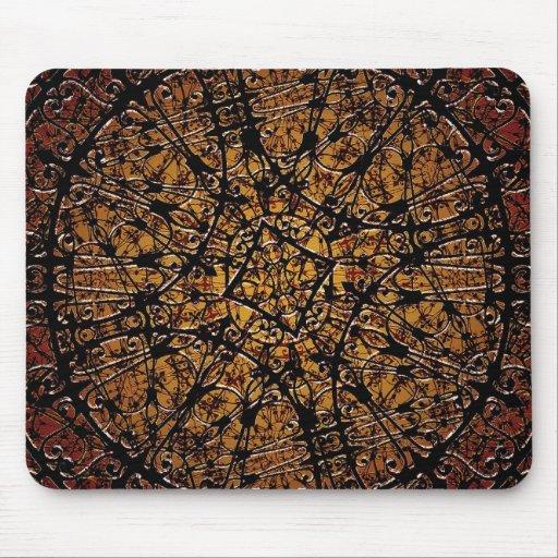 Mystic Symbol Artwork Mousepads