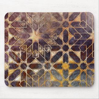 Mystic Tiles I Mouse Pad