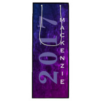 Mystic-Topaz Grad | Year Blue Pink Purple Ombre |