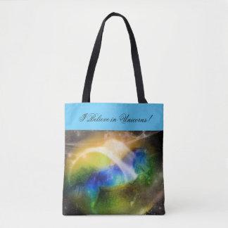 Mystic Unicorn's Birth Tote Bag