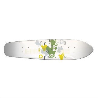 Mystic - Urban Graffiti Skate Deck
