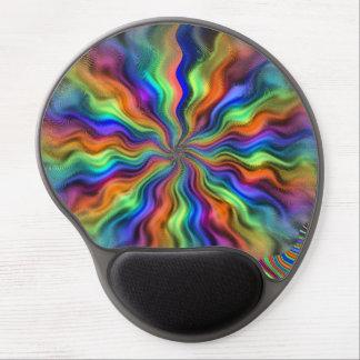 Mystic Vibrations Gel Mousepad