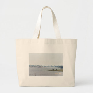Mystic view canvas bags