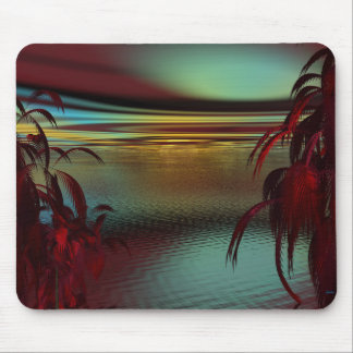 Mystic Waters Mouse Mat